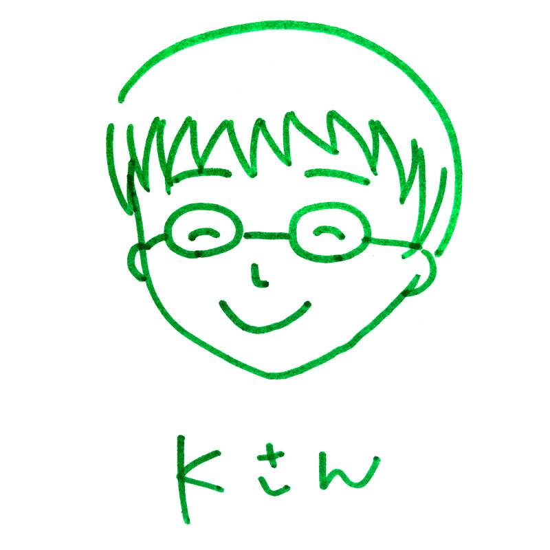 管理者Kさん
